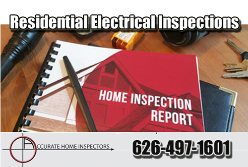Electrical Inspectors Orange County Los Angeles