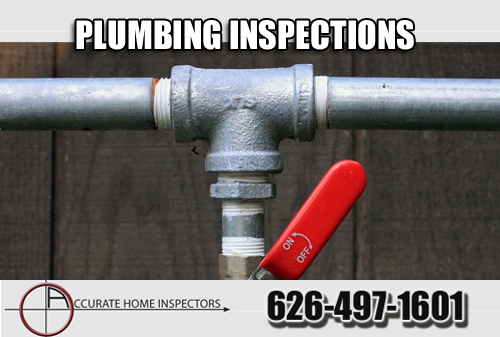 Plumbing Inspection Los Angeles