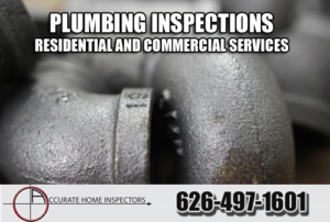 Residential Plumbing Inspection Orange County